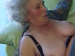 Granny, Amateur, Blowjob, Hairy, Old and Young