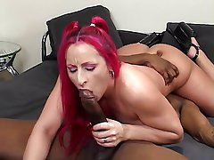 Cuckold, Hardcore, Interracial