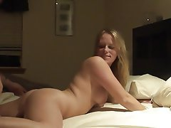 Amateur, Creampie, Wife