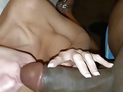 Amateur, Big Black Cock