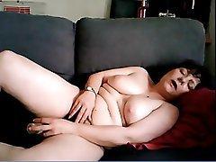 Spanish, Amateur, Dildo, Orgasm