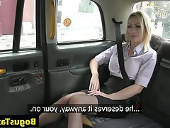 Amateur, Facial, Taxi