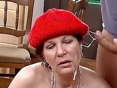 Mature, MILF, Old and Young, Shaved, Fucking