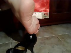 Brazil, Amateur, Foot Fetish, High Heels
