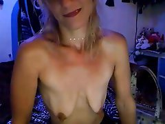 Webcam, Saggy Tits