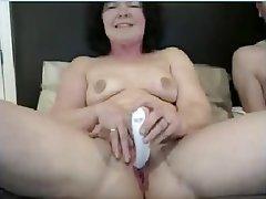 Webcam, Amateur, Masturbation, Mature