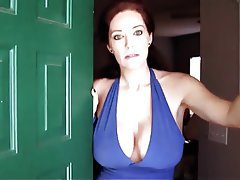 Big Boobs, Brunette, Mature, MILF, POV