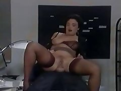 Blowjob, German, Stockings, Vintage