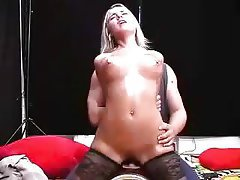 Big Boobs, Blonde, POV
