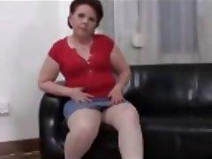 Amateur, Granny, Hairy, Masturbation, Stockings