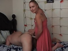 Wife swapping for the first time