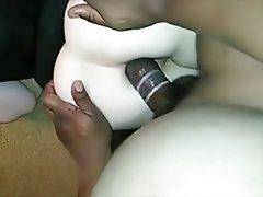Amateur anal cuckold