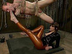 Mistress, Brunette, MILF, Feet