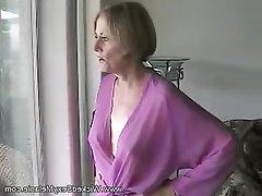 Amateur, Blonde, Cumshot, Hardcore, MILF