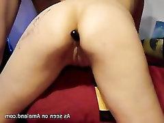 Anal, Masturbation, Homemade, Amateur