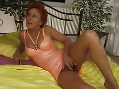 German, Mature, Old and Young, Redhead