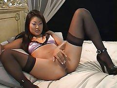 Masturbation, POV, Softcore, Stockings
